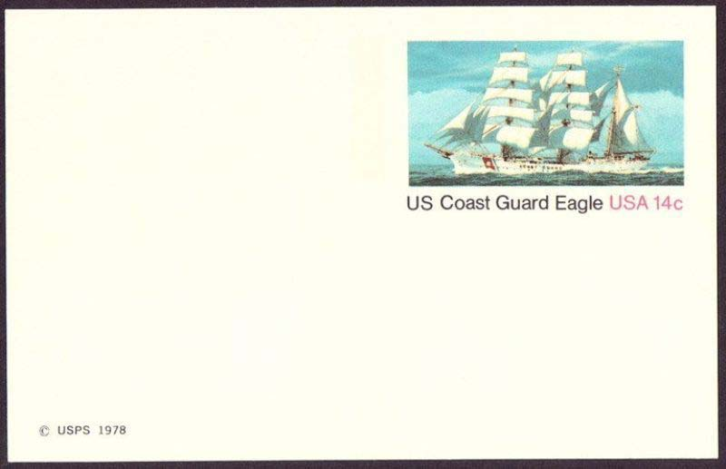 "Scott UX-076 Postal Card (14 cents) <p> <a href=""/images/USA-PC-076.jpg""><font color=green><b>View the image</a></b></font>"