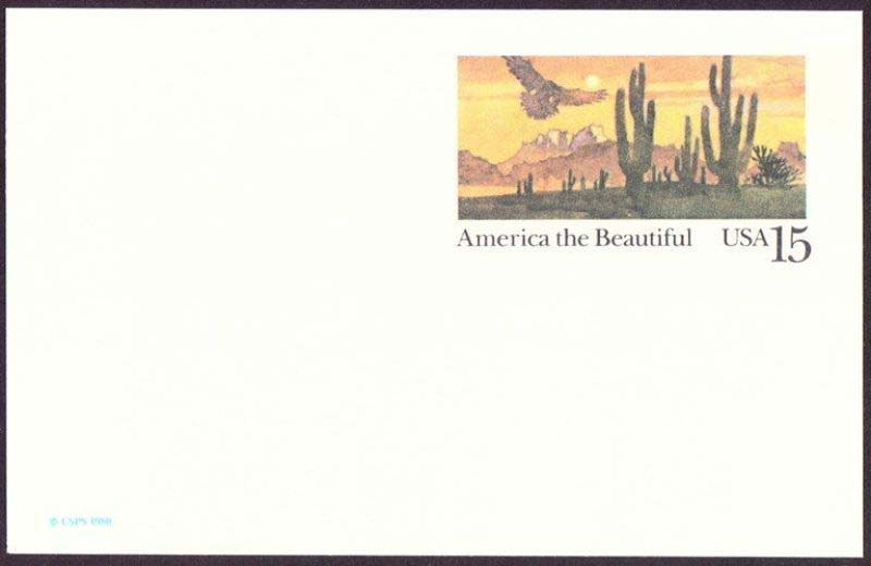 "Scott UX-127 Postal Card (15 cents) <p> <a href=""/images/USA-PC-127.jpg""><font color=green><b>View the image</a></b></font>"