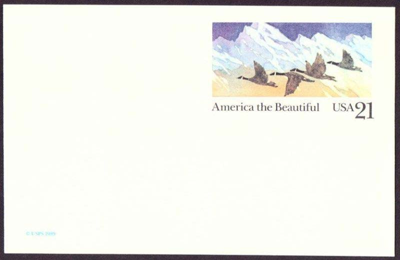 "Scott UX-131 Postal Card (21 cents) <p> <a href=""/images/USA-PC-131.jpg""><font color=green><b>View the image</a></b></font>"