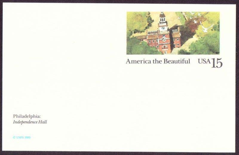 "Scott UX-135 Postal Card (15 cents) <p> <a href=""/images/USA-PC-135.jpg""><font color=green><b>View the image</a></b></font>"