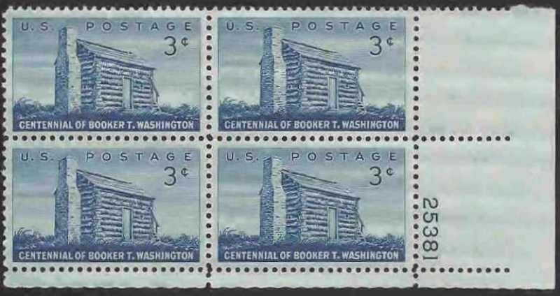 "Scott 1074 Plate Block (3 cents) <p> <a href=""/images/USA-Scott-1074-PB.jpg""><font color=green><b>View the image</a></b></font>"