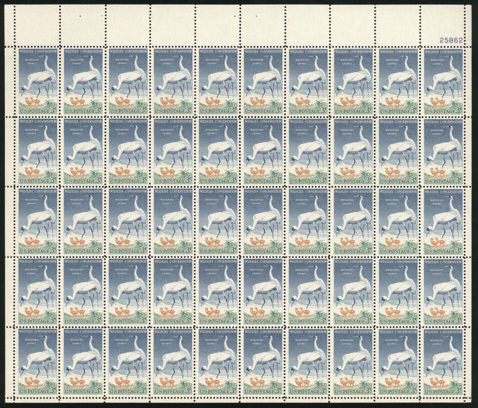 "Scott 1098 Sheet (3 cents) <p> <a href=""/images/USA-Scott-1098-Sheet.jpg""><font color=green><b>View the image</a></b></font>"