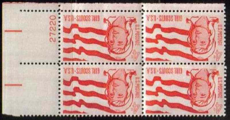 "Scott 1199 Plate Block (4 cents) <p> <a href=""/images/USA-Scott-1199-PB.jpg""><font color=green><b>View the image</a></b></font>"