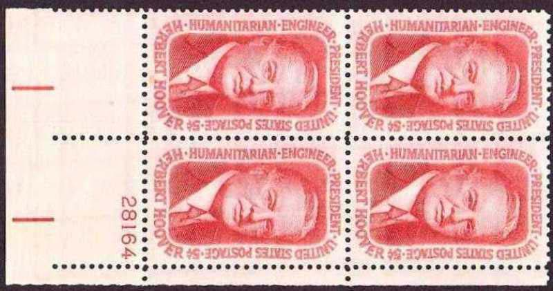 "Scott 1269 Plate Block (5 cents) <p> <a href=""/images/USA-Scott-1269-PB.jpg""><font color=green><b>View the image</a></b></font>"