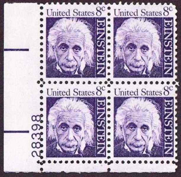 "Scott 1285 Plate Block (8 cents) <p> <a href=""/images/USA-Scott-1285-PB.jpg""><font color=green><b>View the image</a></b></font>"