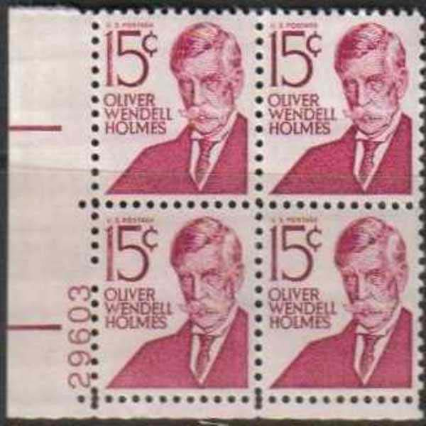 "Scott 1288 Plate Block (15 cents) <p> <a href=""/images/USA-Scott-1288-PB.jpg""><font color=green><b>View the image</a></b></font>"