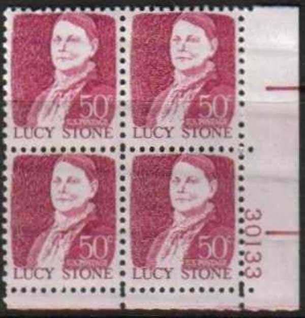"Scott 1293 Plate Block (50 cents) <p> <a href=""/images/USA-Scott-1293-PB.jpg""><font color=green><b>View the image</a></b></font>"