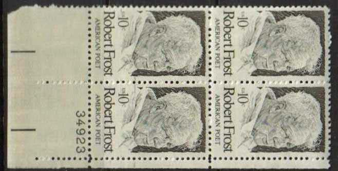 "Scott 1526 Plate Block (10 cents) <p> <a href=""/images/USA-Scott-1526-PB.jpg""><font color=green><b>View the image</a></b></font>"