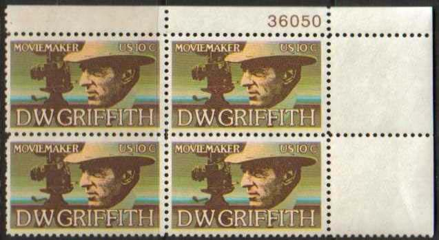 "Scott 1555 Plate Block (10 cents) <p> <a href=""/images/USA-Scott-1555-PB.jpg""><font color=green><b>View the image</a></b></font>"