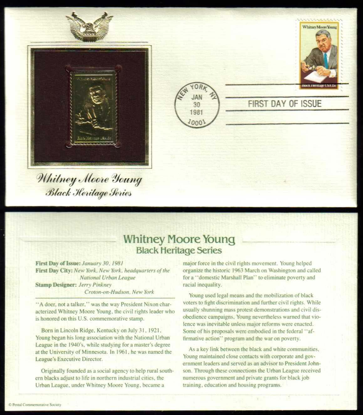 "Scott 1875 Golden Replica (22Kt) unaddressed FDC <p> <a href=""/images/USA-Scott-1875-Gold.jpg""><font color=green><b>View the image</a></b></font>"