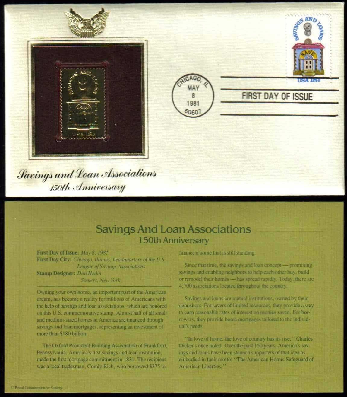 "Scott 1911 Golden Replica (22Kt) unaddressed FDC <p> <a href=""/images/USA-Scott-1911-Gold.jpg""><font color=green><b>View the image</a></b></font>"