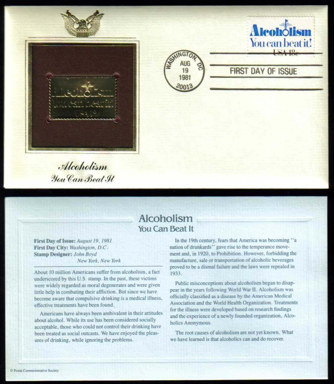 Scott 1927 Golden Replica (22Kt) unaddressed FDC <p> <a href=&quot;/images/USA-Scott-1927-Gold.jpg&quot;><font color=green><b>View the image</a></b></font>