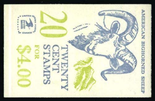 Scott 1949a Booklet #142 (20 cents) <p> <a href=&quot;/images/USA-Scott-1949a-Booklet-142.jpg&quot;><font color=green><b>View the image</a></b></font>