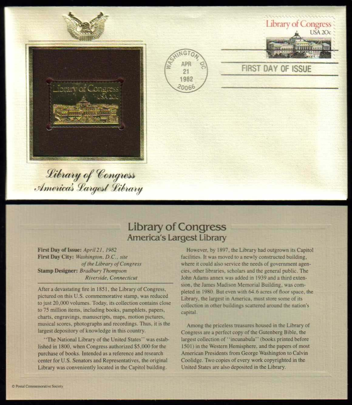 "Scott 2004 Golden Replica (22Kt) unaddressed FDC <p> <a href=""/images/USA-Scott-2004-Gold.jpg""><font color=green><b>View the image</a></b></font>"