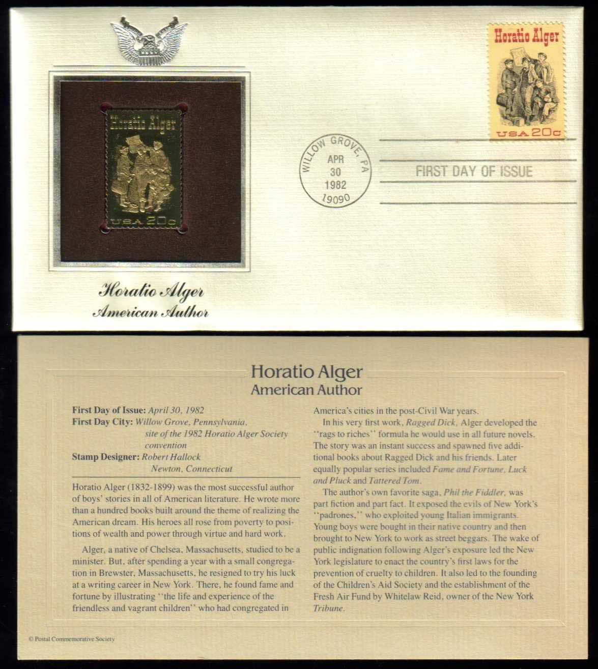 "Scott 2010 Golden Replica (22Kt) unaddressed FDC <p> <a href=""/images/USA-Scott-2010-Gold.jpg""><font color=green><b>View the image</a></b></font>"