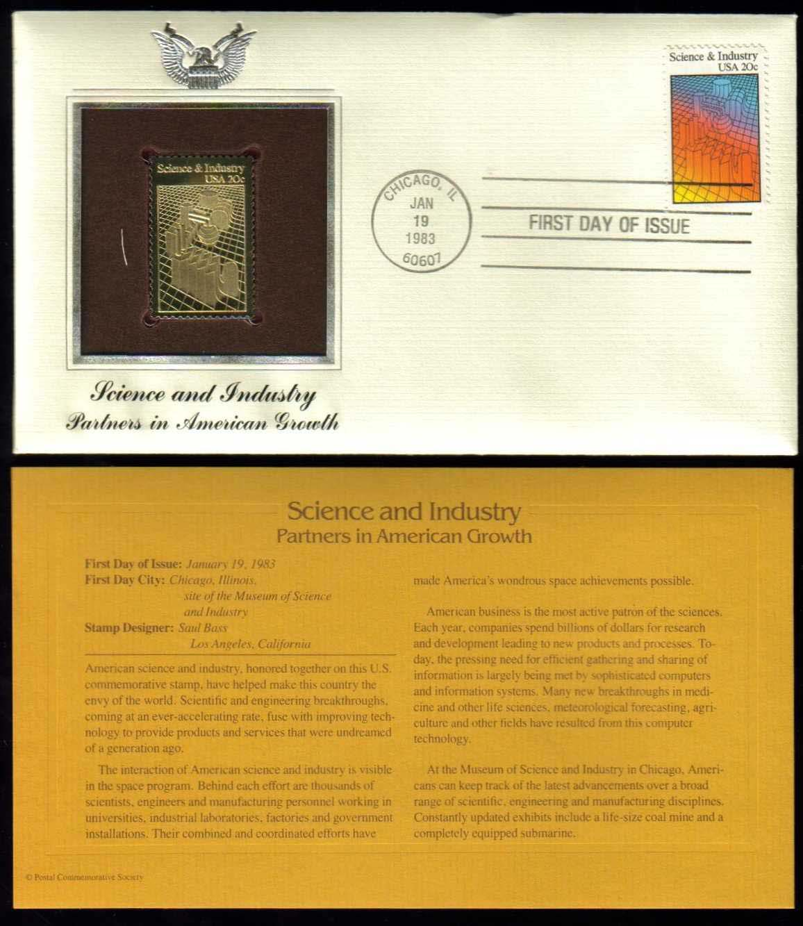 "Scott 2031 Golden Replica (22Kt) unaddressed FDC <p> <a href=""/images/USA-Scott-2031-Gold.jpg\""><font color=green><b>View the image</a></b></font>"