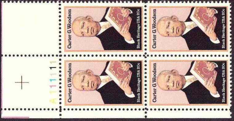 "Scott 2073 Plate Block (20 cents) <p> <a href=""/images/USA-Scott-2073-PB.jpg""><font color=green><b>View the image</a></b></font>"