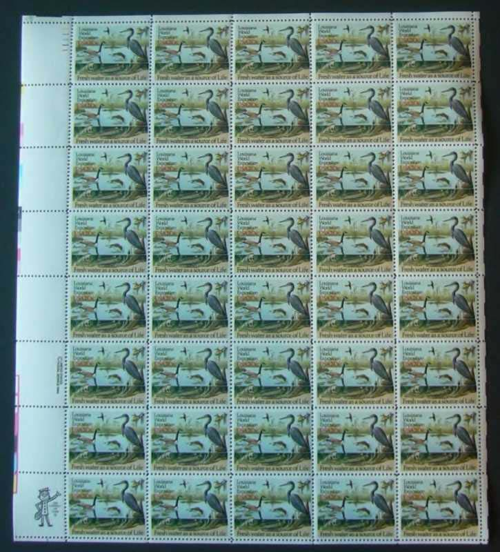 Scott 2086 Sheet (20 cents)