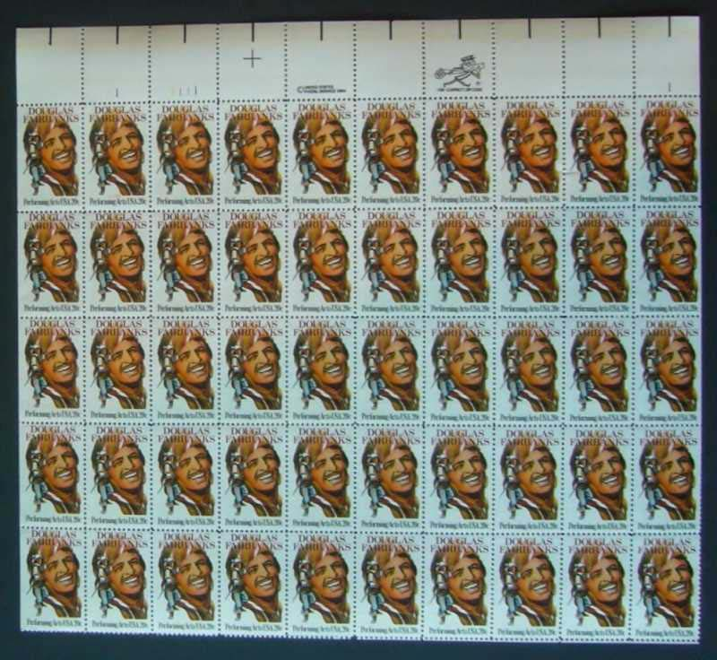 Scott 2088 Sheet (20 cents)
