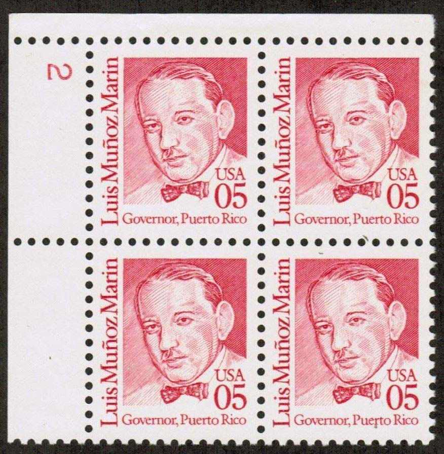 "Scott 2173 Plate Block (5 cents) <p> <a href=""/images/USA-Scott-2173-PB.jpg""><font color=green><b>View the image</a></b></font>"
