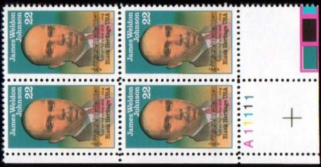 "Scott 2371 Plate Block (22 cents) <p> <a href=""/images/USA-Scott-2371-PB.jpg""><font color=green><b>View the image</a></b></font>"