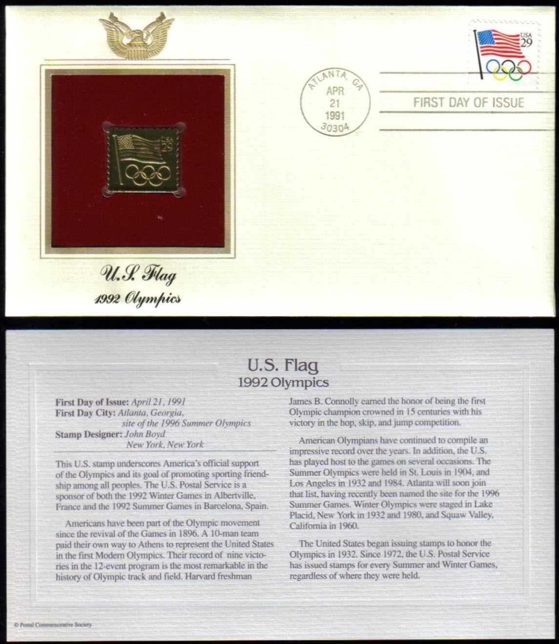 "Scott 2528 Golden Replica (22Kt) unaddressed FDC <p> <a href=""/images/USA-Scott-2528-Gold.jpg""><font color=green><b>View the image</a></b></font>"