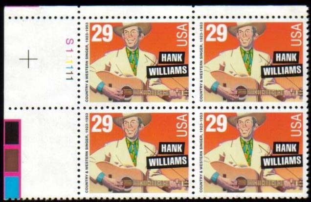 "Scott 2723 Plate Block (29 cents) <p> <a href=""/images/USA-Scott-2723-PB.jpg""><font color=green><b>View the image</a></b></font>"