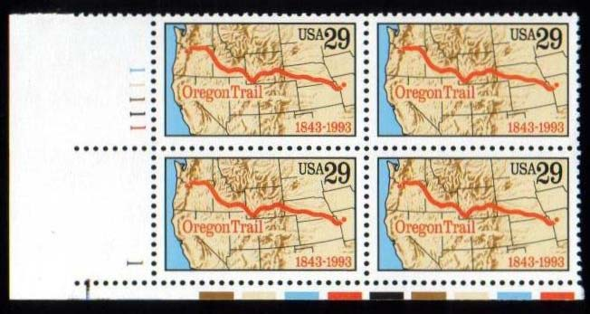 "Scott 2747 Plate Block (29 cents) <p> <a href=""/images/USA-Scott-2747-PB.jpg""><font color=green><b>View the image</a></b></font>"