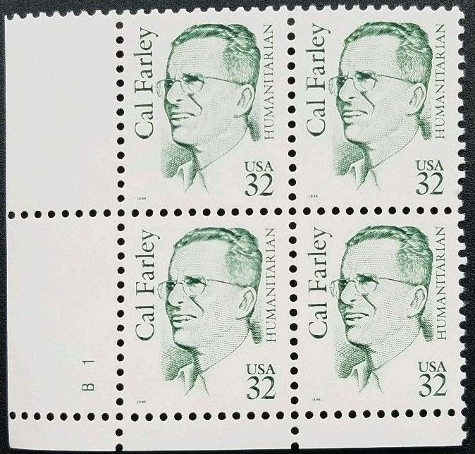 "Scott 2934 Plate Block of 4 (32 cents) <p> <a href=""/images/USA-Scott-2934-PB.jpg""><font color=green><b>View the image</a></b></font>"