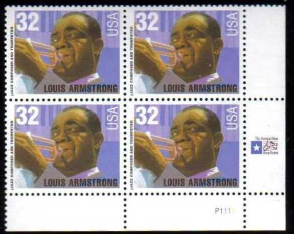 "Scott 2982 Plate Block of 4 (32 cents) <p> <a href=""/images/USA-Scott-2982-PB.jpg""><font color=green><b>View the image</a></b></font>"