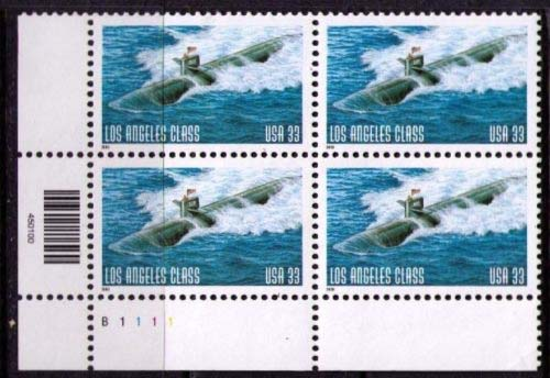 "Scott 3372 Plate Block (33 cents) <p> <a href=""/images/USA-Scott-3372-PB.jpg""><font color=green><b>View the image</a></b></font>"