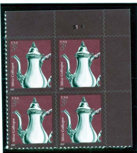 "Scott 3754 Plate Block (3 cents) <p> <a href=""/images/USA-Scott-3754-PB.jpg""><font color=green><b>View the image</a></b></font>"