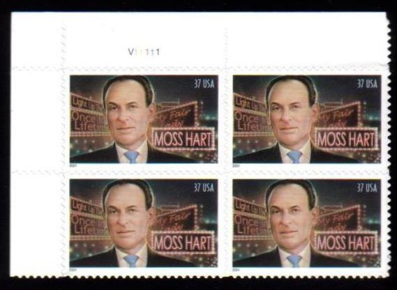 "Scott 3882 Plate Block (37 cents) <p> <a href=""/images/USA-Scott-3882-PB.jpg""><font color=green><b>View the image</a></b></font>"