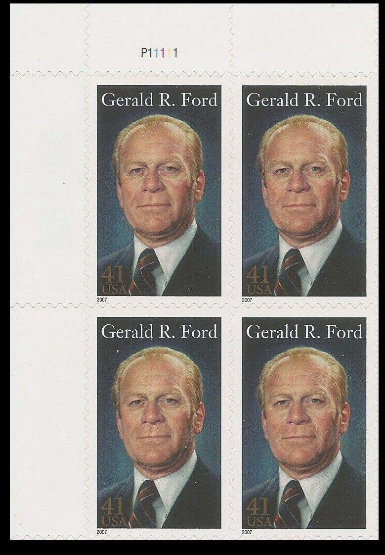 "Scott 4199 Plate Block (41 cents) <p> <a href=""/images/USA-Scott-4199-PB.jpg""><font color=green><b>View the image</a></b></font>"