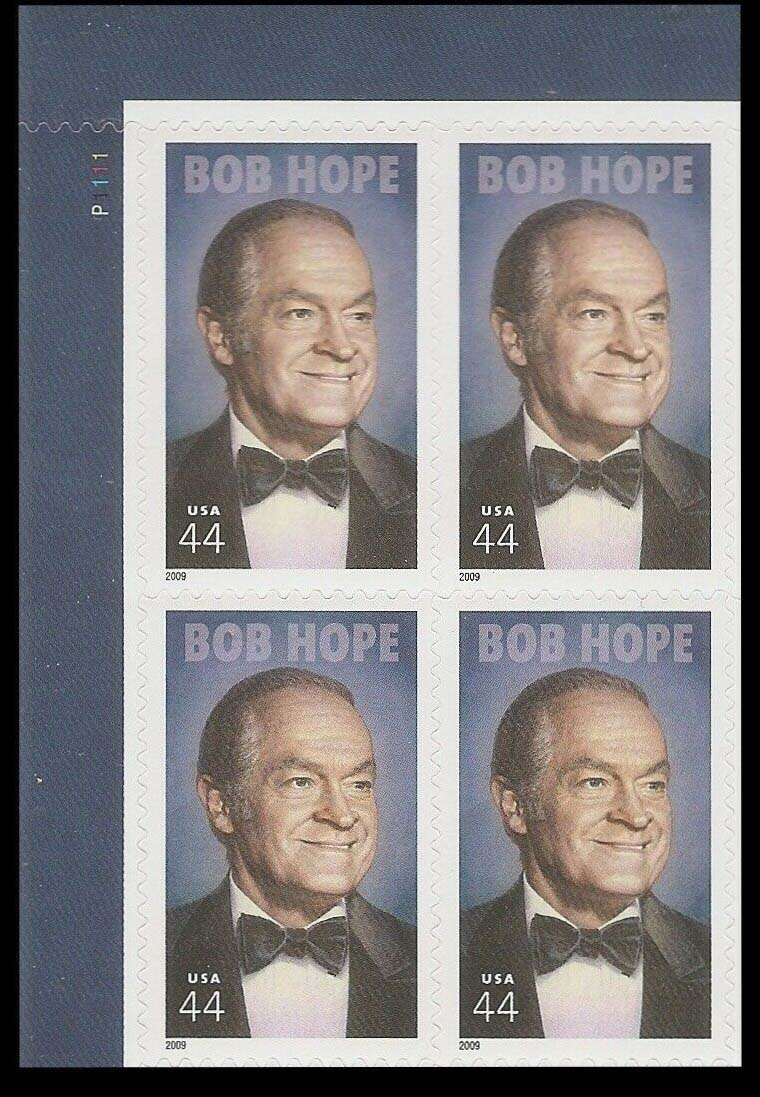 "Scott 4406 Plate Block (44 cents) <p> <a href=""/images/USA-Scott-4406-PB.jpg""><font color=green><b>View the image</a></b></font>"