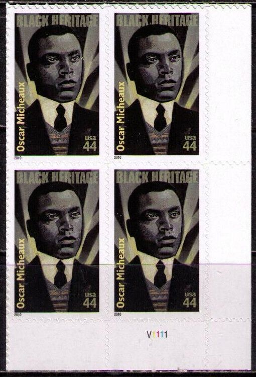 "Scott 4464 Plate Block (44 cents) <p> <a href=""/images/USA-Scott-4464-PB.jpg""><font color=green><b>View the image</a></b></font>"