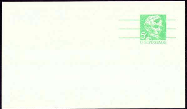 "Scott UX-055 Postal Card (5 cents) <p> <a href=""/images/USA-Scott-UX-055.jpg""><font color=green><b>View the image</a></b></font>"